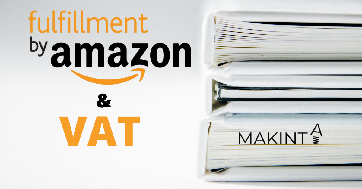 Amazon FBA – opcje sprzedaży a podatki VAT