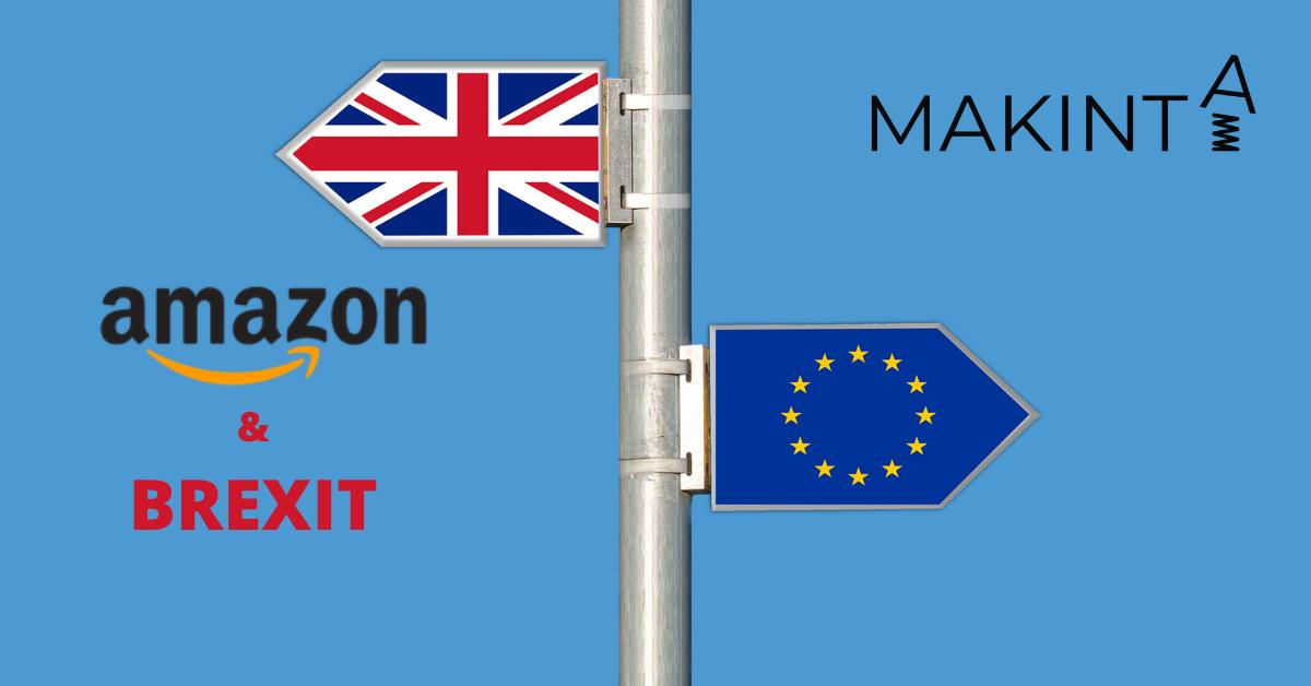 BREXIT a sprzedaż na Amazon